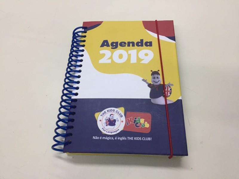 Agenda Escolar Atacado Moema - Agenda Escolar para Universitários