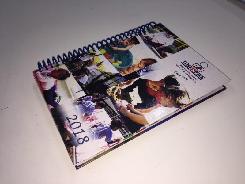 Agenda Escolar Personalizada Interlagos - Agenda Escolar Personalizada