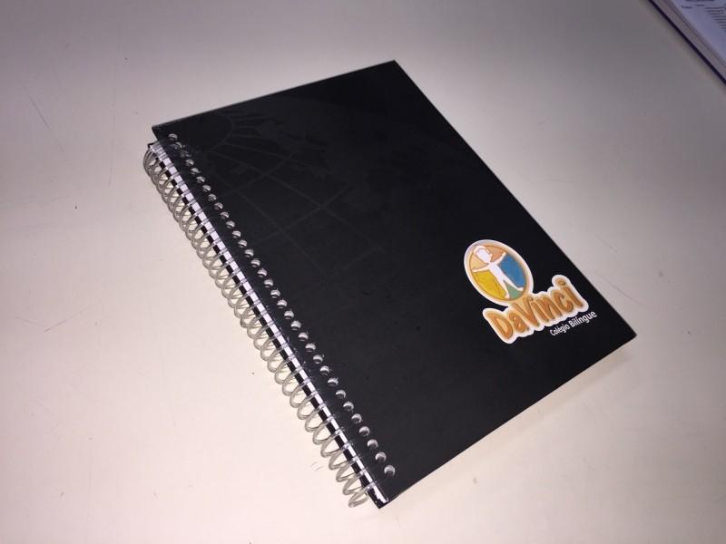Caderno Personalizado para Professor Mooca - Caderno Personalizado Atacado