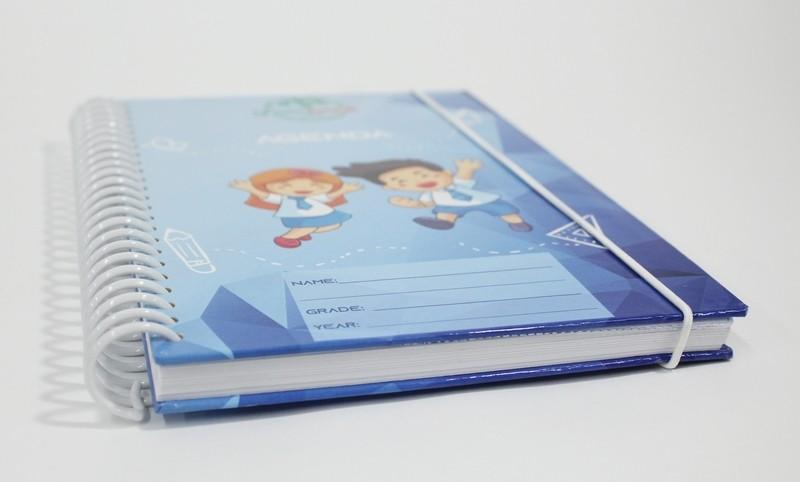 Comprar Agenda com Capa Personalizada Guaianases - Agenda para Empresa Personalizada