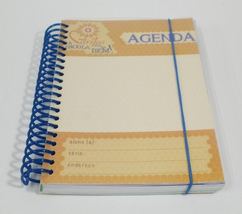 Comprar Agenda Personalizada Advogado Brooklin - Agenda Comercial Personalizada