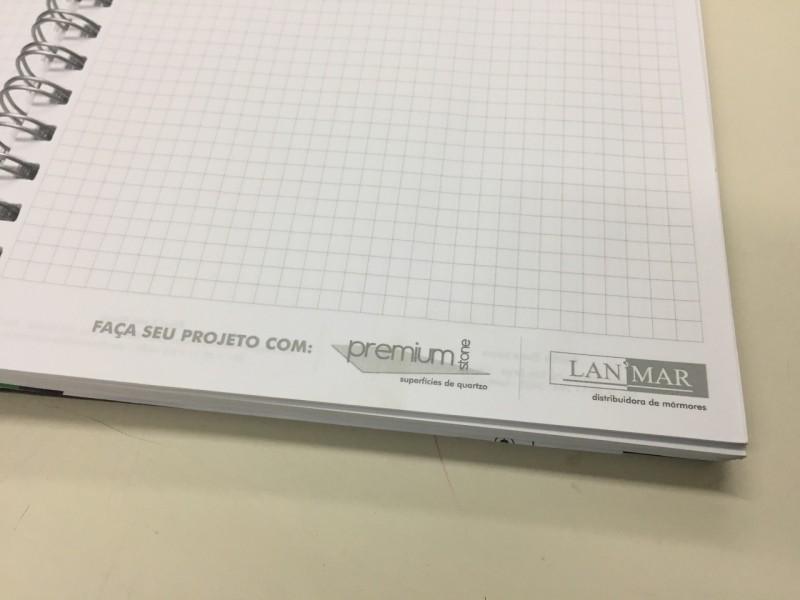 Comprar Caderno Personalizado para Empresa Alto da Lapa - Caderno Personalizado Dia do Professor
