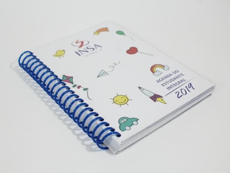 Comprar Mini Agenda Personalizada Rio Pequeno - Mini Agenda Personalizada