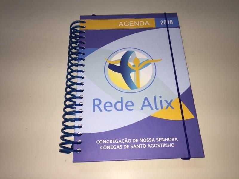 Onde Comprar Agenda Escolar Atacado Vila Clementino - Agenda Escolar Espiral