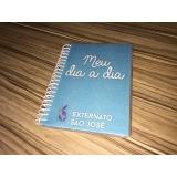 agenda escolar para berçário Tatuapé