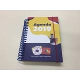 agenda escolar Raposo Tavares