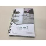 caderno personalizado para empresa Paraíso