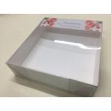 caixa personalizada atacado preço José Bonifácio