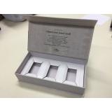 caixa personalizada embalagem preço Sumaré