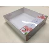 caixa personalizada embalagem Chácara Flora