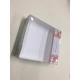 caixa personalizada infantil Vila Esperança