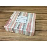 caixa personalizada para presente Sacomã