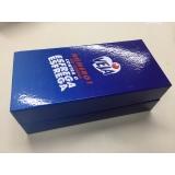 caixas personalizadas logo Aricanduva