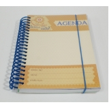 comprar agenda personalizada advogado Pacaembu