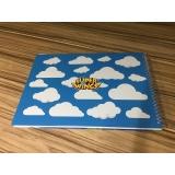 comprar caderno personalizado com nome Indianópolis