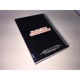 comprar caderno personalizado dia do professor Santa Cecília
