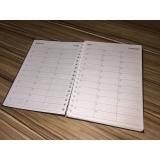 comprar caderno personalizado empresarial Sé