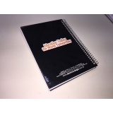 comprar caderno personalizado para professor Morumbi