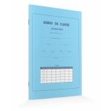 diário de classe bimestral Belenzinho