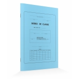 diário de classe anual