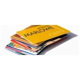 impressão de carteirinha escolar em pvc preço Sapopemba