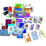 impressão de carteirinha escolar em pvc