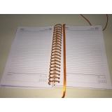 onde comprar agenda escolar espiral Pacaembu