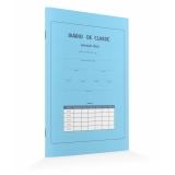 onde comprar diário de classe infantil Chácara Klabin