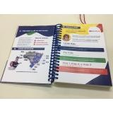 quanto custa agenda escolar Campo Belo