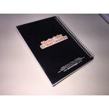 quanto custa caderno personalizado para professor Penha